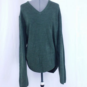 Field & Stream XXXL Men's Sweater Green
